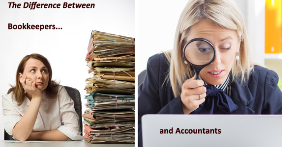 Do you need a Bookkeeper or an Accountant?